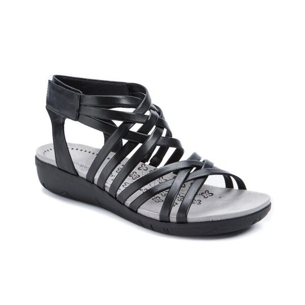Baretraps Janny Women's Sandals & Flip Flops Black