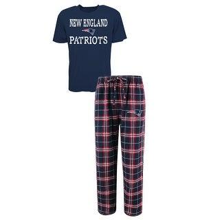New England Patriots Duo Men's Sleep Set