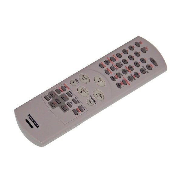 OEM Toshiba Remote Control Originally Shipped With: SDK220, SD-K220, SDV291U, SD-V291U, SDK220U, SD-K220U