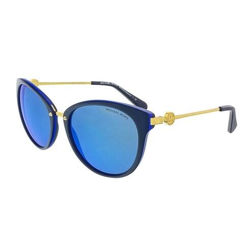 Michael Kors MK6040 ABELA III Round Sunglasses