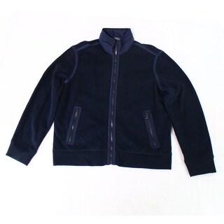 Polo Ralph Lauren NEW Blue Mens Size XL Lightweight Full-Zip Jacket