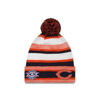 New Era Chicago Bears Superbowl XX Champions Knit Hat