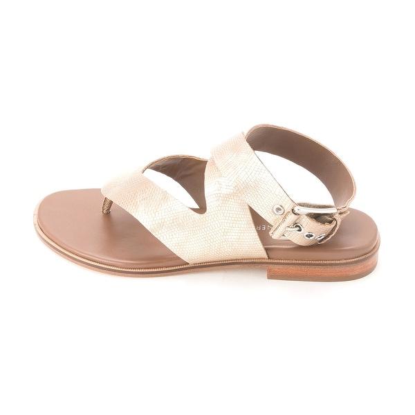 Donald J Pliner Womens LOLA Open Toe Casual Slingback Sandals