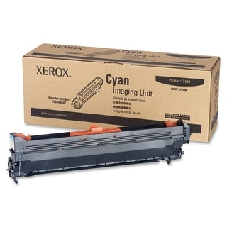 Xerox 108R00647 Xerox Cyan Imaging Unit For Phaser 7400 Printer - Cyan
