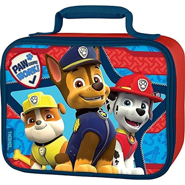 5b130ef85ce Shop Thermos Soft Lunch Kit (Paw Patrol) - On Sale - Free Shipping ...