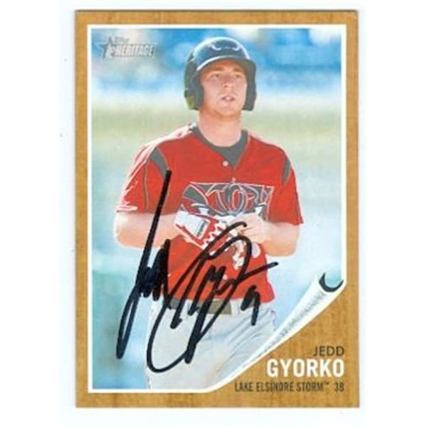 Baseball Cards Sports Trading Cards 2013 Lake Elsinore Storm