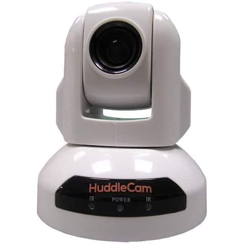 HuddleCamHD 3X PTZ Camera, White