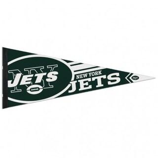 New York Jets Pennant 12x30 Premium Style