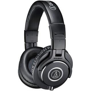 Audio-Technica Professional Studio Monitor Headphone, Black