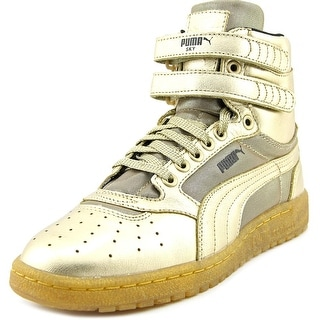 Puma Sky II Hi Texture Women Round Toe Synthetic Sneakers