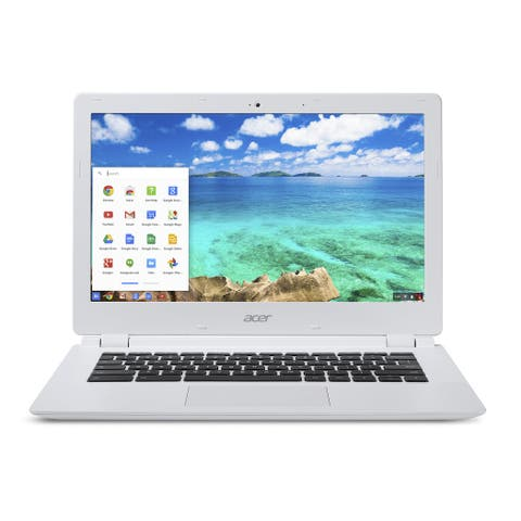 "Acer CB5-311-T9AB NVIDIA Tegra K1 X4 2.1GHz 4GB 16GB 13.3"", White (Refurbished)"