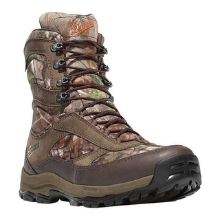 "Danner Men's High Ground 8"" Realtree Xtra Green Oiled Nubuck"
