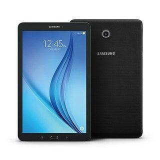 "Samsung Sm-T560nzkuxar 16Gb Galaxy Tab E 9.6"" Wi-Fi Tablet (Black)"