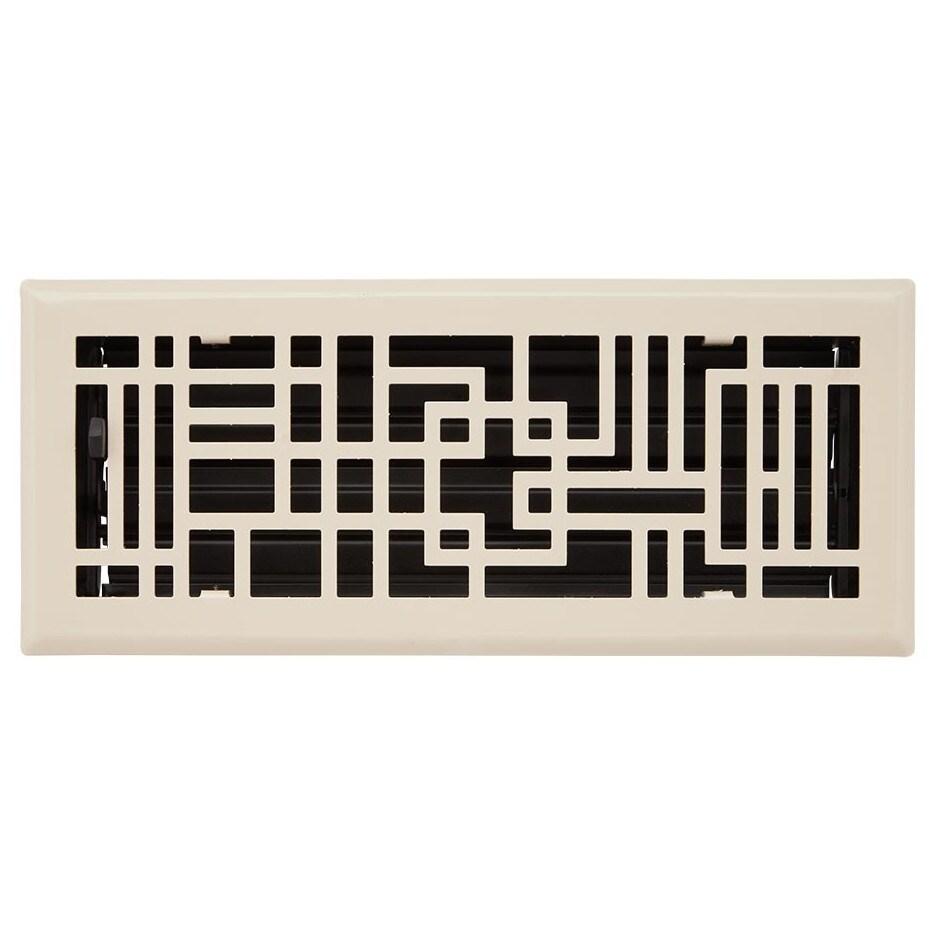 Signature Hardware Victorian Steel Floor Register