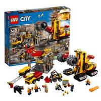 LEGO(R) City Mining Experts Site (60188)