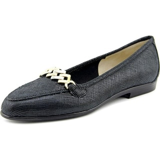 Amalfi By Rangoni Oste Pointed Toe Leather Loafer