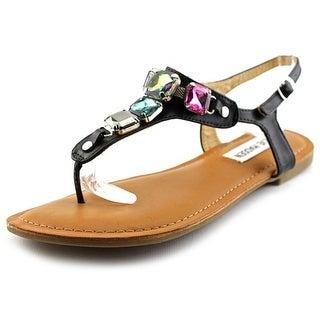 Steve Madden JClingyy Open Toe Synthetic Thong Sandal
