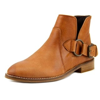 Sixtyseven 78661 Sx Round Toe Leather Ankle Boot
