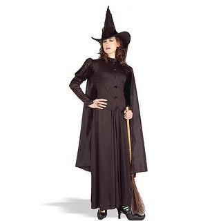 Classic Witch Costume Adult Standard