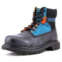 Caterpillar Colorado Wool   Round Toe Leather  Work Boot