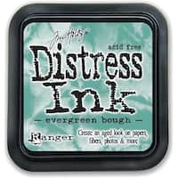 Distress Ink Pad-Evergreen Bough - Green