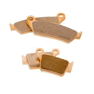 2010 2011 2012 KTM 200 XC-W Front and Rear Brake Pads Severe Duty