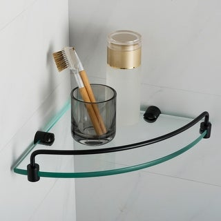 Link to KRAUS Elie Bathroom Corner Shelf Similar Items in Bath