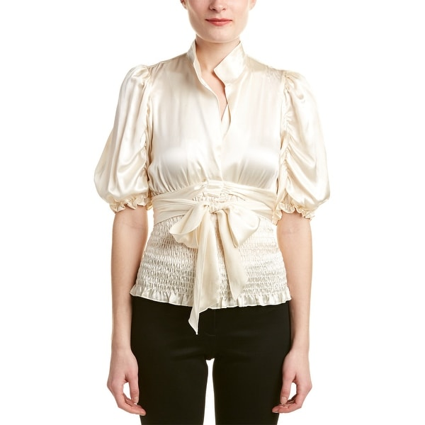 Issue New York Silk Blouse. Opens flyout.