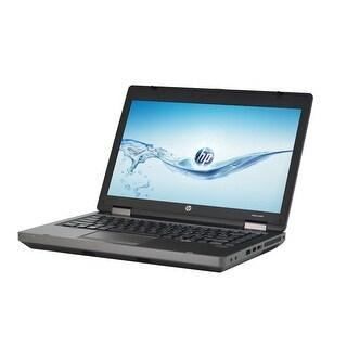 HP ProBook 6460B Core i5-2410M 2.3GHz 6GB RAM 500GB HDD DVD Windows 10 Home 14-inch Laptop (Refurbished)