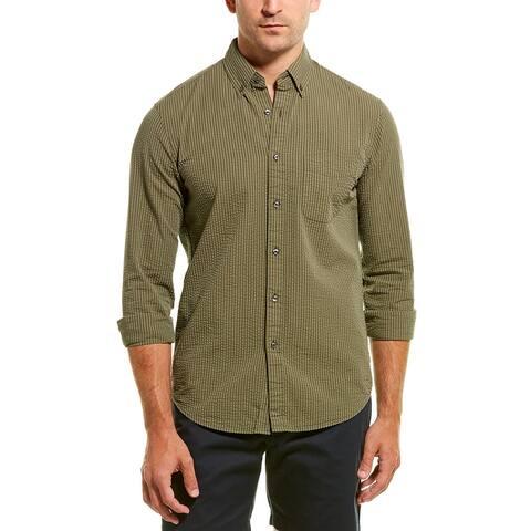 J.Crew Seersucker Slim Fit Woven Shirt