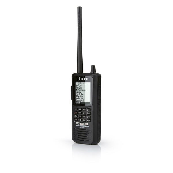 Uniden Bearcat BCD436HP HomePatrol Digital Handheld Scanner