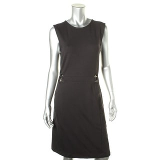 French Connection Womens Sleeveless Cut-Out Cocktail Dress - 12