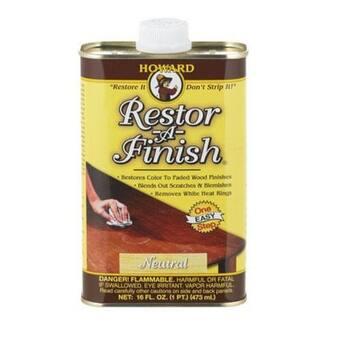 Howard RF1016 Restor-A-Finish, 16 Oz, Neutral