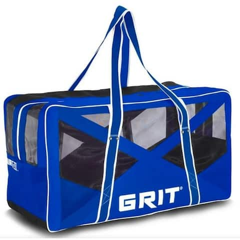 """Grit Airbox Carry Bag 32"""" Junior Size Hockey Ventilated Equipment Bag 3 Colors - 32"""" L x 18"""" H x 16"""" W"""