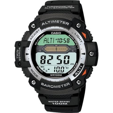 Casio sgw300h-1av twin sensor watch