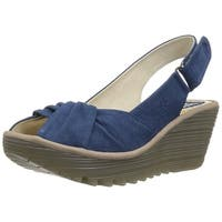 Fly Loundon Womens yata 820 Open Toe Casual Slingback Sandals - 10.5