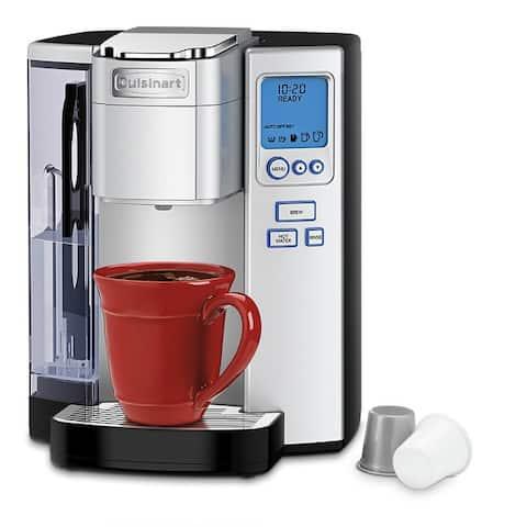 Cuisinart SS-10P1 Premium Single Serve Coffeemaker - 72 Oz.