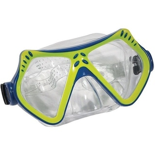 Aqua AQM10052 Belize Youth Swim Mask, Assorted Colors