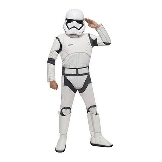 Kids Deluxe Stormtrooper Star Wars Costume
