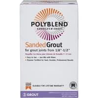 Custom Building Prod. 7Lb Linen Sandd Grout PBG1227-4 Unit: BOX