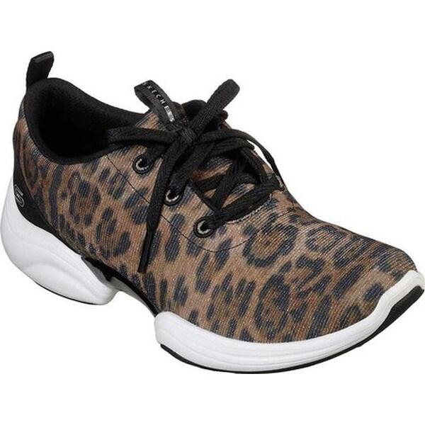 Shop Skechers Women S Skech Lab Sneaker Leopard Free