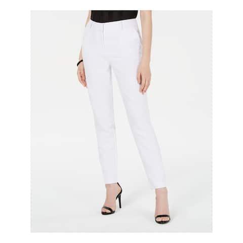 XOXO Womens White Pants Size 2