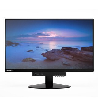 "Refurbished - Lenovo Tiny-In-One 22 21.5"" IPS 1920x1080 LED-backlit Monitor Display Port"
