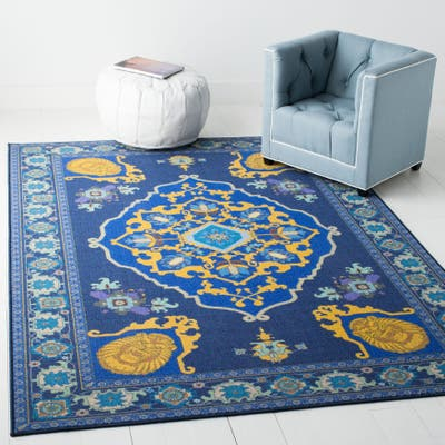 SAFAVIEH Collection Inspired by Disney's Live Action Film Aladdin- Magic Carpet Rug