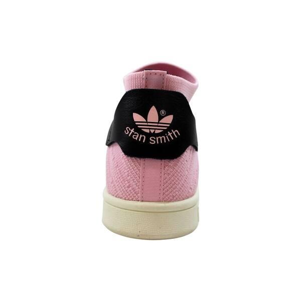auténtica venta caliente 50-70% de descuento Venta caliente genuino Shop Adidas Women's Stan Smith Shock Primeknit Pink/Footwear White ...