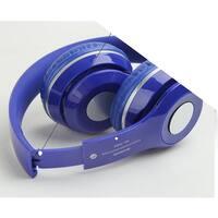 Wireless Bluetooth Headset Stereo Headphone Earphone