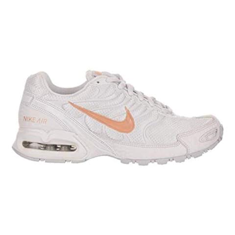dd74170933986 Nike Women s Air Max Torch 4 Running Shoe Pure Platinum Metallic Rose Gold  Wolf