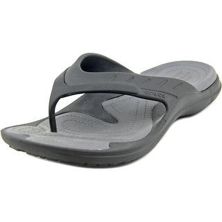 Crocs Modi Sport Flip Men Open Toe Synthetic Flip Flop Sandal