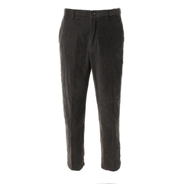 Shop Haggar Mens Corduroy Pants Classic Fit Expandable
