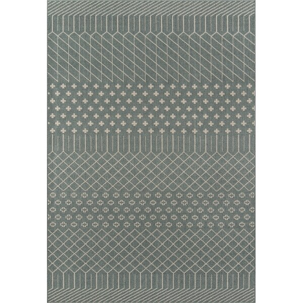Porch & Den Erste Polypropylene Indoor/Outdoor Area Rug